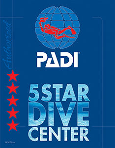 Planet Scuba India is a PADI 5 Star Dive Center.