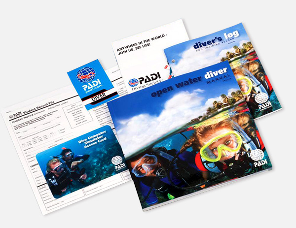 PADI-OW-course-content