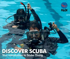padi discover scuba DSD