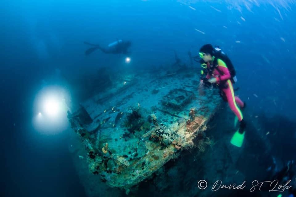 Wreck Diving-Magical Maldives-Liveaboard Horizon 3