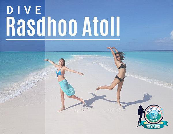 Dive Rasdhoo Atoll, Maldives