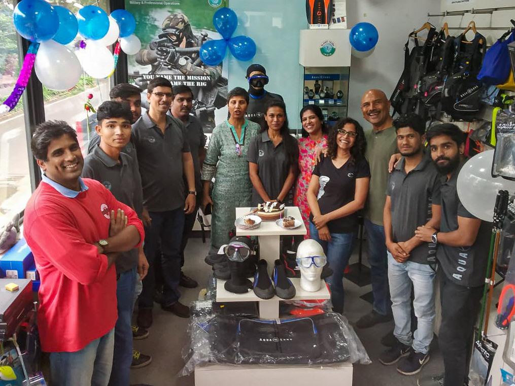 Planet-Scuba-India-Team