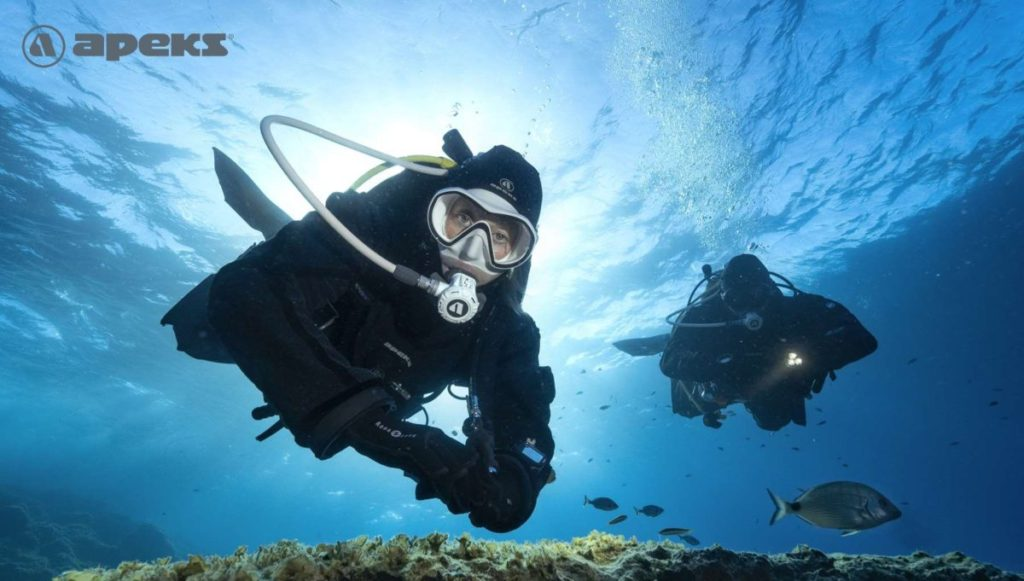Anniversary Sale of Apeks dive gear in India