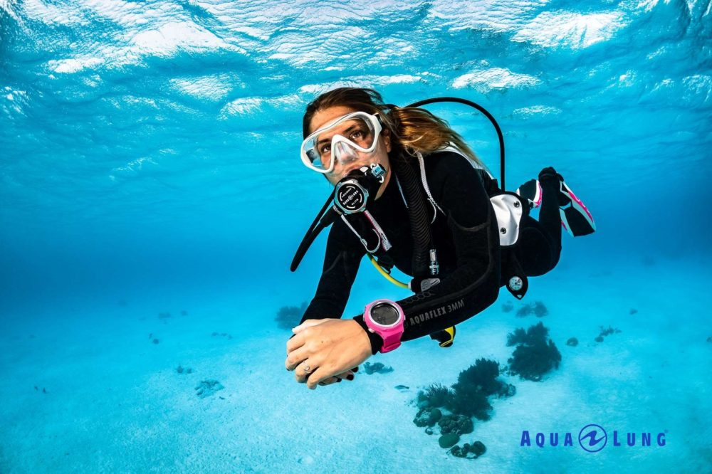 India diving equipment Aqua Lung and Apeks