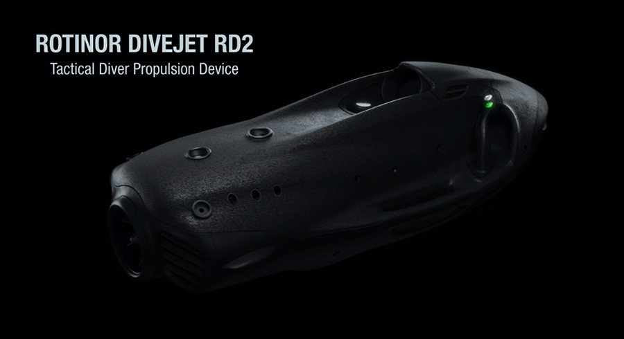 Rotinor DiveJet RD2