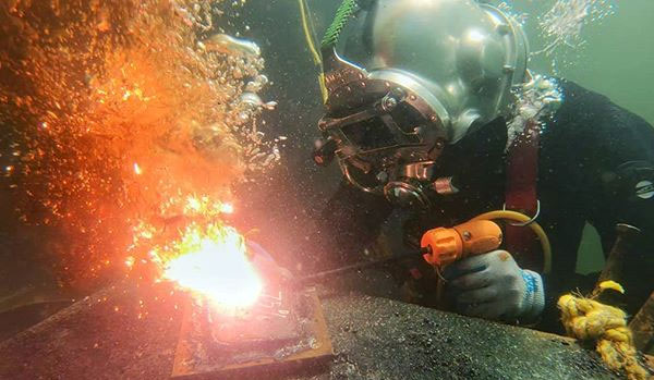 underwater cutting products