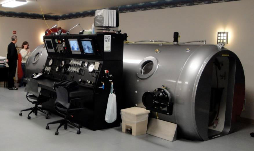 Multiplace Hyperbaric Chambers